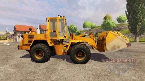 Amkodor S v1.1 for Farming Simulator 2013