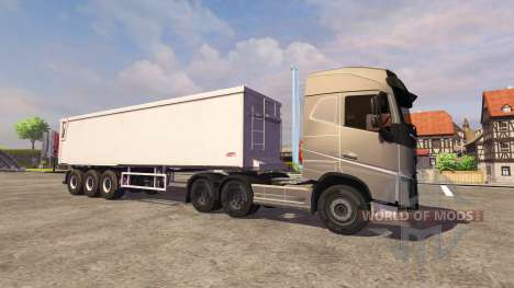 Volvo FH16 2012 for Farming Simulator 2013