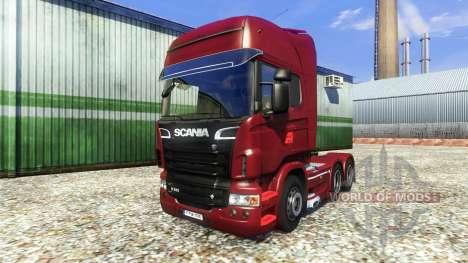 Scania R500 for Euro Truck Simulator 2