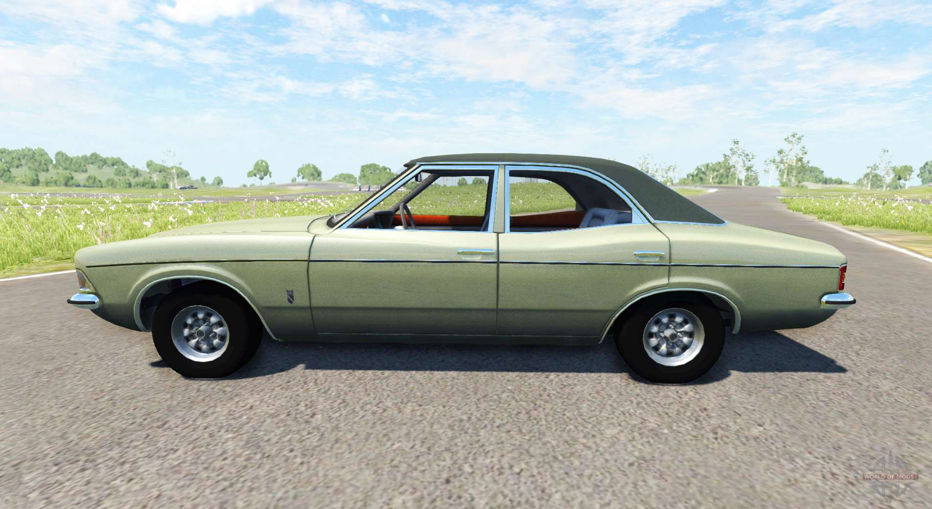 Ford 6.7 Problems >> Ford Cortina for BeamNG Drive