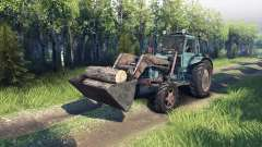 MTZ-82 v1.5 for Spin Tires