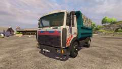 MAZ-5551 2011 for Farming Simulator 2013