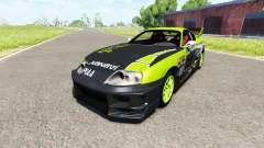 Toyota Supra Drift 1995