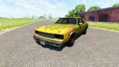 American Sedan skin5