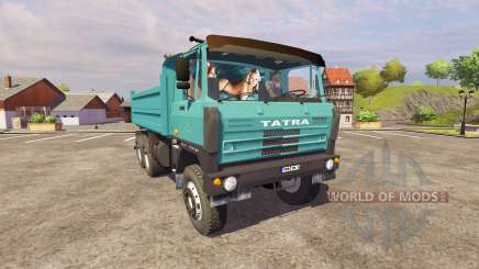 Tatra T815 S3 v2.0 for Farming Simulator 2013