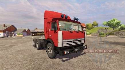 KamAZ-54115 Odaz-9370 Koegel for Farming Simulator 2013