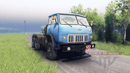 MAZ-515 for Spin Tires