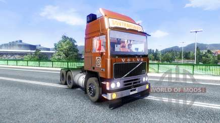 Volvo F10 for Euro Truck Simulator 2