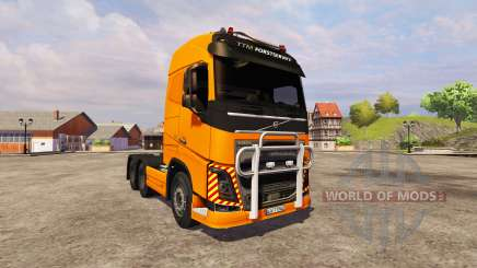 Volvo FH16 2012 Special for Farming Simulator 2013