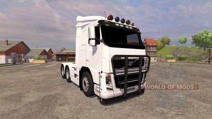 Volvo FH16 6x4 for Farming Simulator 2013