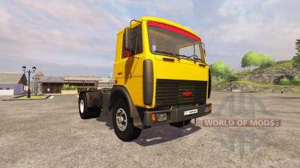 MAZ-5551 tractor for Farming Simulator 2013