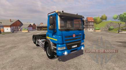 TATRA 158 6x6 Phoenix Agro for Farming Simulator 2013