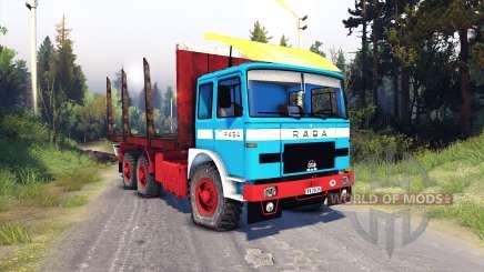 Raba-MAN 832 v2.0 for Spin Tires