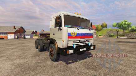 KamAZ-54115 2004 for Farming Simulator 2013