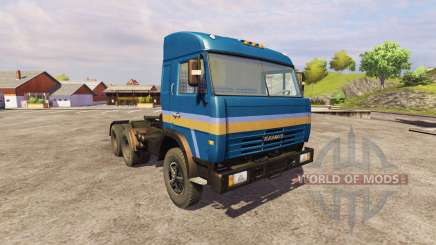 KamAZ-54115 for Farming Simulator 2013