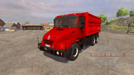 TATRA 163 for Farming Simulator 2013