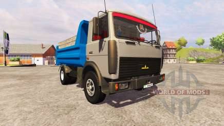 MAZ-5551 for Farming Simulator 2013