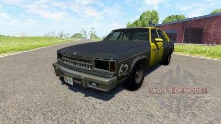 American Sedan skin4 for BeamNG Drive