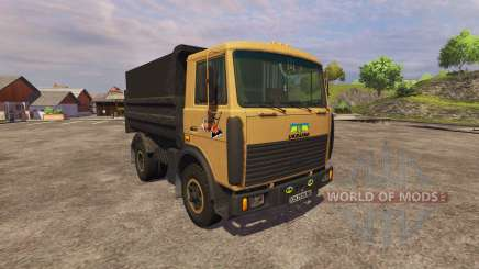 MAZ-5551 truck for Farming Simulator 2013