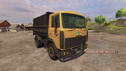 MAZ-5551 truck for Farming Simulator 2013