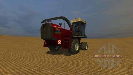 KSK-600 for Farming Simulator 2013