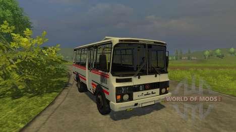 PAZ-3205 for Farming Simulator 2013