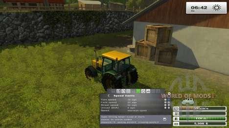 Courseplay 3.4 for Farming Simulator 2013