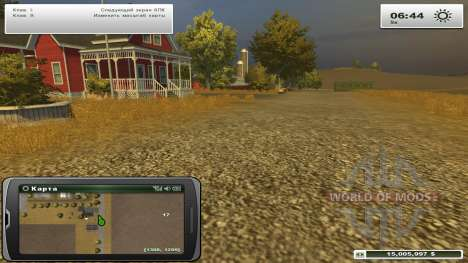 Money Cheat for Farming Simulator 2013