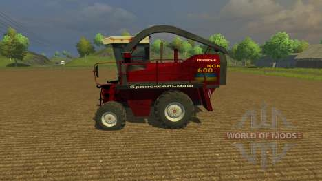 KSK-600 for Farming Simulator 2013