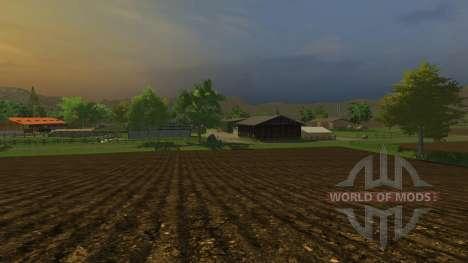 Vogelsberg for Farming Simulator 2013
