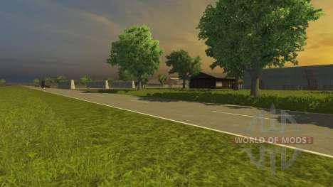Kernstadt for Farming Simulator 2013