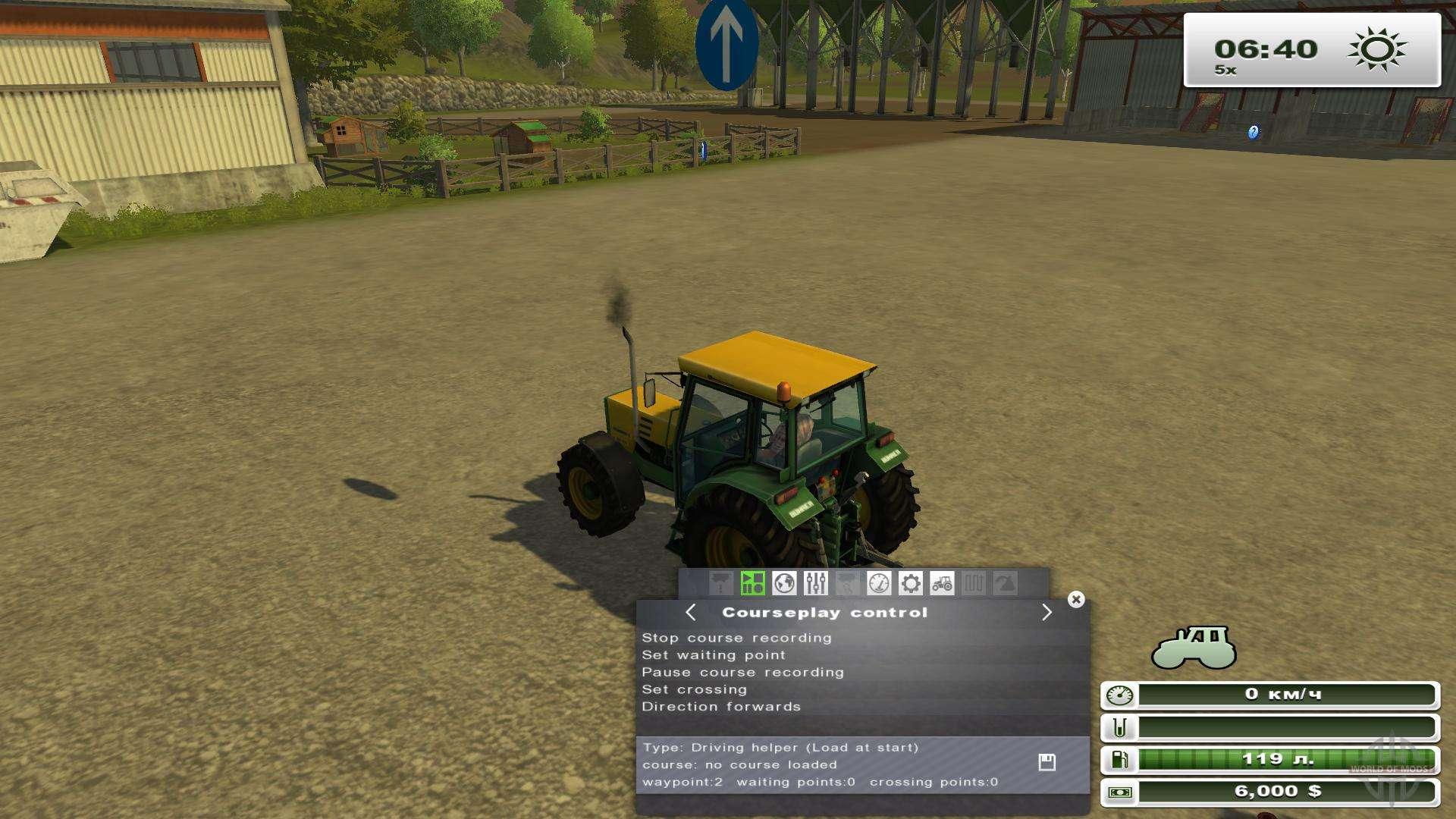 Скачать курсплей на фермер симулятор 2018