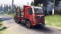 Volvo FM for Spin Tires