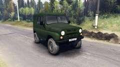 UAZ-469 B