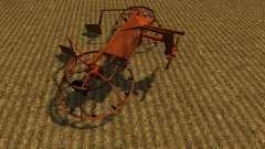 Rake mounted 4.2