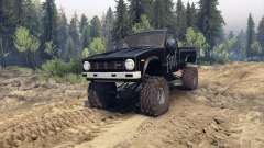 Toyota Hilux Truggy 1981 v1.1 fmf for Spin Tires