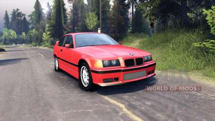 BMW M3 E36 for Spin Tires