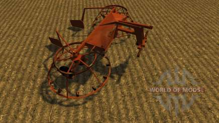 Rake mounted 4.2 for Farming Simulator 2013