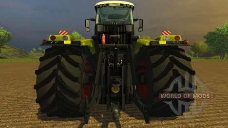 Claas Xerion 5000 for Farming Simulator 2013