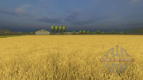 Kernstadt without wilting crops for Farming Simulator 2013