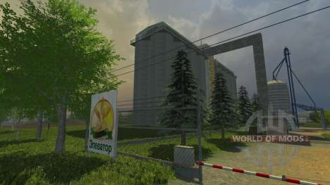 Vojvodina for Farming Simulator 2013