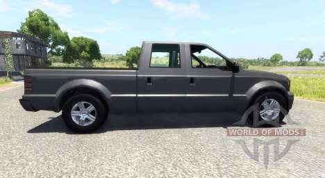 GTA V Vapid Sadler for BeamNG Drive
