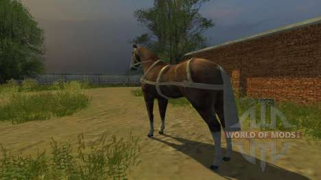 Horse for Farming Simulator 2013