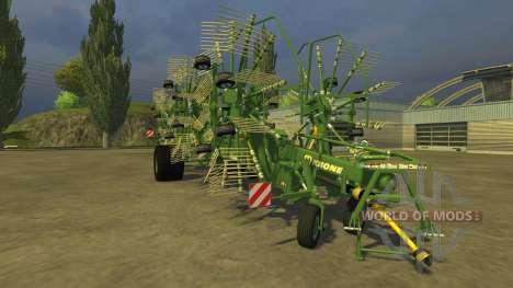 Krone Swadro 2000 for Farming Simulator 2013