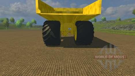 BelAZ 7571 for Farming Simulator 2013