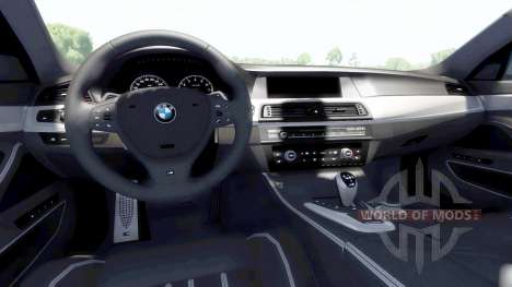 BMW F10 M5 2012 for BeamNG Drive