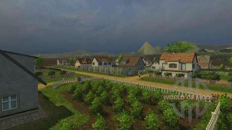 Vojvodina for Farming Simulator 2013