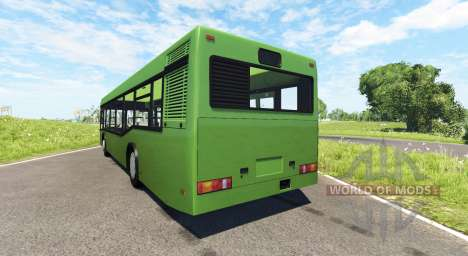 MAZ-203 green for BeamNG Drive
