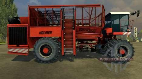Holmer Terra Dos for Farming Simulator 2013