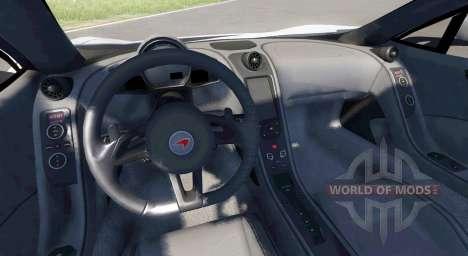 McLaren MP4-12C for BeamNG Drive